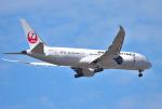 mojioさんが、成田国際空港で撮影した日本航空 787-8 Dreamlinerの航空フォト(飛行機 写真・画像)