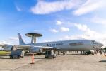mameshibaさんが、横田基地で撮影したアメリカ空軍 E-3B Sentry (707-300)の航空フォト(写真)