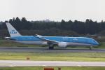 ANA744Foreverさんが、成田国際空港で撮影したKLMオランダ航空 787-9の航空フォト(写真)