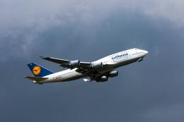 mameshibaさんが、成田国際空港で撮影したルフトハンザドイツ航空 747-430の航空フォト(飛行機 写真・画像)