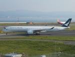 Y@RJGGさんが、関西国際空港で撮影したキャセイパシフィック航空 A350-1041の航空フォト(写真)