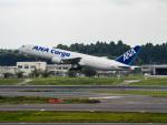 名無しの権兵衛さんが、成田国際空港で撮影した全日空 767-381/ERの航空フォト(写真)