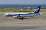 みるぽんたさんが、那覇空港で撮影した全日空 737-881の航空フォト(写真)