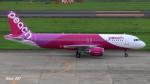 RINA-281さんが、仙台空港で撮影したピーチ A320-214の航空フォト(写真)