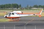 MOR1(新アカウント)さんが、鹿児島空港で撮影した西日本空輸 AS350BA Ecureuilの航空フォト(写真)