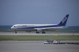 M.airphotoさんが、那覇空港で撮影した全日空 767-381/ERの航空フォト(飛行機 写真・画像)