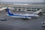 akinarin1989さんが、那覇空港で撮影した全日空 737-881の航空フォト(写真)