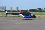 kumagorouさんが、仙台空港で撮影したセコインターナショナル 505 Jet Ranger Xの航空フォト(飛行機 写真・画像)