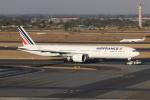 NIKEさんが、O・R・タンボ国際空港で撮影したエールフランス航空 777-328/ERの航空フォト(写真)