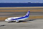 Gambardierさんが、中部国際空港で撮影したエアーネクスト 737-5Y0の航空フォト(写真)