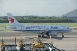 JA8037さんが、杭州蕭山国際空港で撮影した中国国際航空 A319-131の航空フォト(写真)
