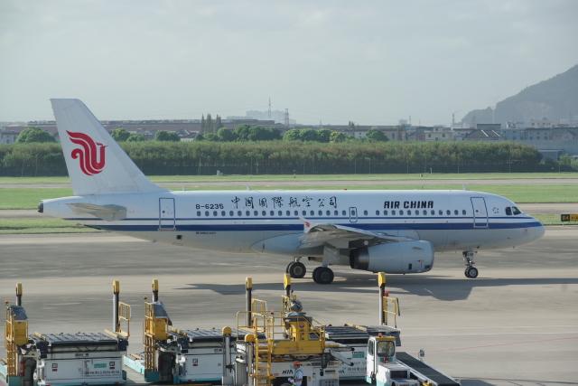 杭州蕭山国際空港 - Hangzhou Xiaoshan International Airport [HGH/ZSHC]で撮影された杭州蕭山国際空港 - Hangzhou Xiaoshan International Airport [HGH/ZSHC]の航空機写真(フォト・画像)