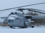 Smyth Newmanさんが、モニノ空軍博物館で撮影したソビエト空軍 Mi-6の航空フォト(写真)