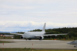 モモさんが、千歳基地で撮影したオーストラリア空軍 KC-30A(A330-203MRTT)の航空フォト(飛行機 写真・画像)