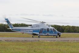 sakanayahiroさんが、釧路空港で撮影した海上保安庁 S-76Cの航空フォト(飛行機 写真・画像)