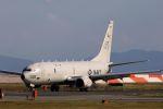 kazuchiyanさんが、岩国空港で撮影したアメリカ海軍 P-8A (737-8FV)の航空フォト(写真)