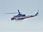 いねねさんが、名古屋飛行場で撮影した岐阜県防災航空隊 412EPの航空フォト(飛行機 写真・画像)