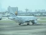 PW4090さんが、高雄国際空港で撮影した中国個人所有 A318-112 CJ Eliteの航空フォト(写真)