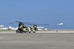 kon chanさんが、那覇空港で撮影した航空自衛隊 CH-47J/LRの航空フォト(写真)