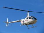 ランチパッドさんが、静岡ヘリポートで撮影した日本個人所有 R44 Ravenの航空フォト(写真)