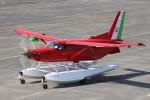 MIRAGE E.Rさんが、鳥取空港で撮影したせとうちSEAPLANES Kodiak 100の航空フォト(写真)