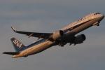 木人さんが、成田国際空港で撮影した全日空 A321-272Nの航空フォト(写真)