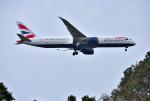 mojioさんが、成田国際空港で撮影したブリティッシュ・エアウェイズ 787-9の航空フォト(飛行機 写真・画像)