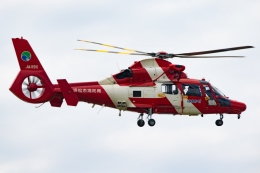 deideiさんが、神戸空港で撮影した浜松市消防航空隊 AS365N3 Dauphin 2の航空フォト(飛行機 写真・画像)