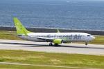 deideiさんが、神戸空港で撮影したソラシド エア 737-81Dの航空フォト(飛行機 写真・画像)