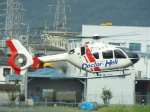 otromarkさんが、八尾空港で撮影した学校法人ヒラタ学園 航空事業本部 EC135P2+の航空フォト(写真)