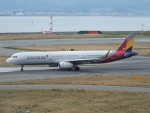 Y@RJGGさんが、関西国際空港で撮影したアシアナ航空 A321-231の航空フォト(写真)