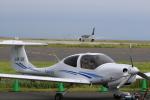 DDYさんが、北九州空港で撮影した日本法人所有 DA40 NG Diamond Starの航空フォト(写真)