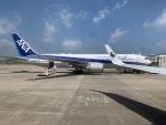akinarin1989さんが、宮古空港で撮影した全日空 767-381/ERの航空フォト(写真)