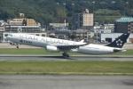 Izumixさんが、福岡空港で撮影したタイ国際航空 A330-343Xの航空フォト(飛行機 写真・画像)