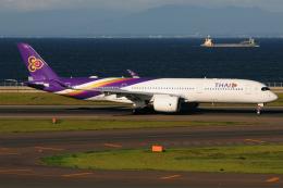 航空フォト:HS-THL タイ国際航空 A350-900