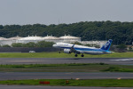 こうきさんが、成田国際空港で撮影した全日空 A320-271Nの航空フォト(写真)