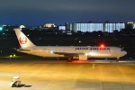 Cherry blossoms さんが、伊丹空港で撮影した日本航空 767-346/ERの航空フォト(写真)