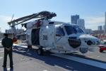 cassiopeiaさんが、護衛艦いずも(横浜港大さん橋)で撮影した海上自衛隊 SH-60Kの航空フォト(写真)