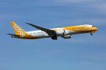 sin747さんが、成田国際空港で撮影したスクート 787-9の航空フォト(飛行機 写真・画像)