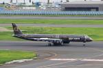 たまさんが、羽田空港で撮影したエンブラエル ERJ-190-400 STD (E195-E2)の航空フォト(写真)