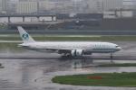 たまさんが、羽田空港で撮影したクリスタル・ラグジュアリー・エア 777-29M/LRの航空フォト(写真)