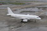 たまさんが、羽田空港で撮影したエバー航空 A319-133CJの航空フォト(写真)