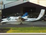 otromarkさんが、八尾空港で撮影したエアロラボ 695 Jetprop 980の航空フォト(写真)