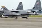 Flankerさんが、横田基地で撮影したアメリカ空軍 F-16CM-40-CF Fighting Falconの航空フォト(写真)
