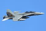 Flankerさんが、千歳基地で撮影したオーストラリア空軍 F/A-18B Hornetの航空フォト(写真)