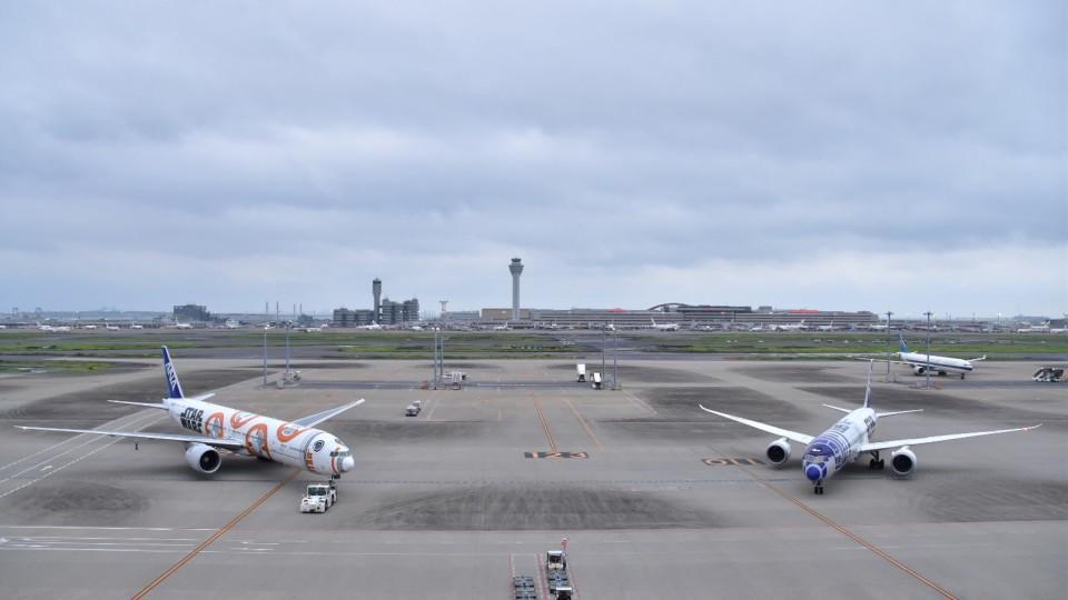 オキシドールさんの全日空 Boeing 787-9 (JA873A) 航空フォト