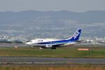 Gambardierさんが、伊丹空港で撮影したエアーネクスト 737-5L9の航空フォト(写真)