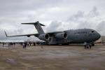 チャッピー・シミズさんが、ミラマー海兵隊航空ステーション で撮影したアメリカ空軍 C-17A Globemaster IIIの航空フォト(飛行機 写真・画像)