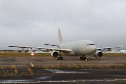 黄色の168さんが、千歳基地で撮影したオーストラリア空軍 KC-30A(A330-203MRTT)の航空フォト(飛行機 写真・画像)