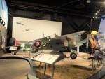 Smyth Newmanさんが、ミュージアムオブフライトで撮影したイギリス空軍 Spitfireの航空フォト(写真)